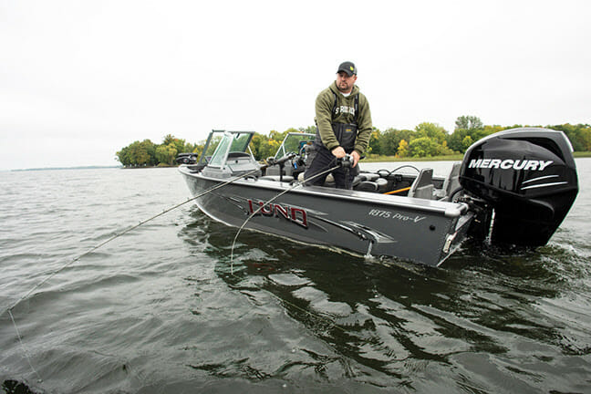 Spring into Walleyes fishing, fishing rods Fishing & Boating News