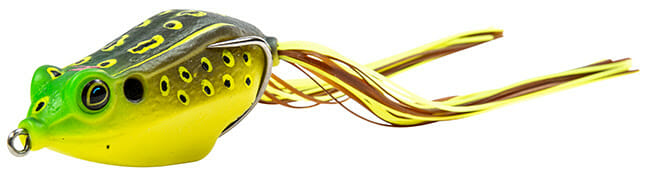 Z-Man Fishing's New Easy-to-Walk Hollow-Body Leap FrogZ bass fishing, fishing, fishing lures Fishing & Boating News