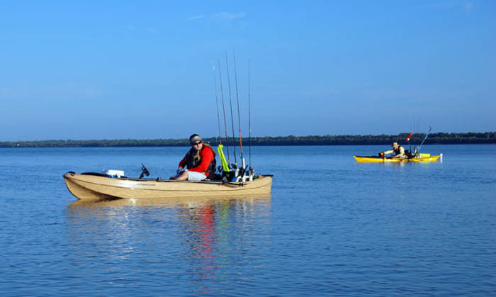 health benefits fishing