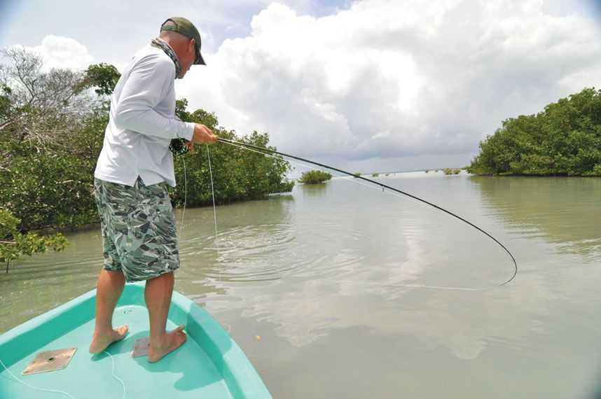 Improve Self-esteem fishing