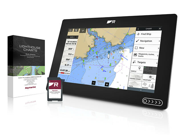 New Axiom+ and Electronic Chart Catalog boating, boating electronics Fishing & Boating News