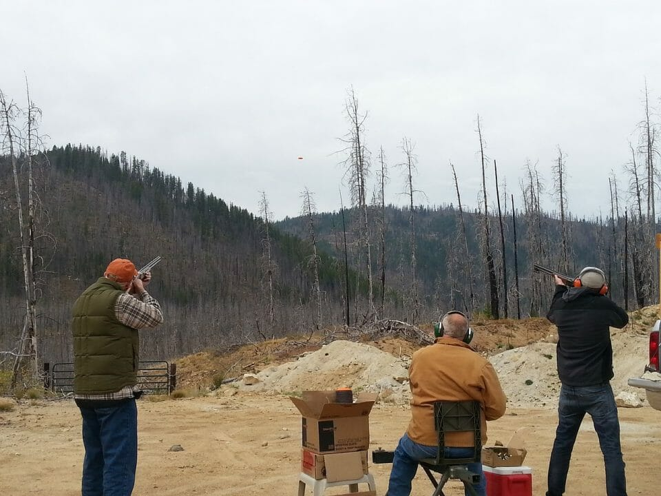 Quick Guide to Clay Pigeon Throwers Clay Pigeon Throwers Shooting Sports