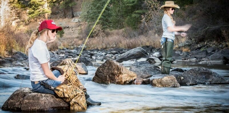 What to Wear When Fly Fishing in the Fall  Fishing