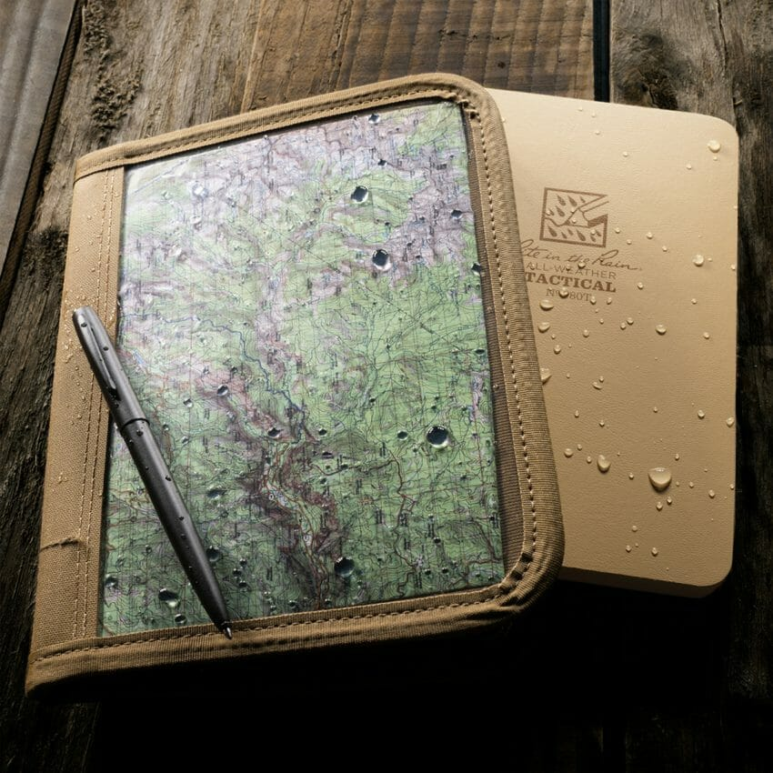 New Rite in the Rain All-Weather Land NAV KIT waterproof paper Outdoors News