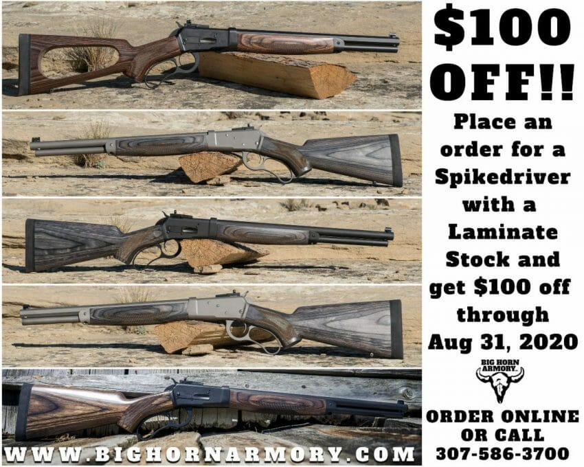 Big Horn Armory Offering Several Summer Promos firearms Firearms News