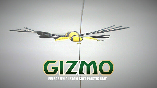 New Ever Green Gizmo Lure fishing, fishing lures Fishing & Boating News