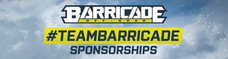 Barricade Off-Road Unveils New Sponsorship Program  Automotive News