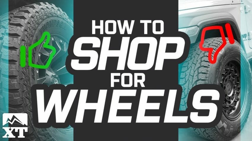 How to Shop for Truck Wheels | New Video Truck Wheels Automotive News