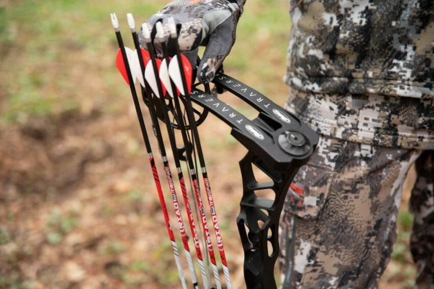 CARBON EXPRESS LAUNCHES THE NEW MAXIMA TRIAD arrows, bowhunting Archery News