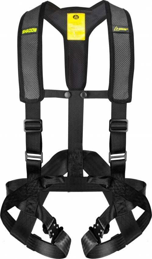 Hunter Safety System Introduces the Shadow safety harness, treestand safety Hunting News