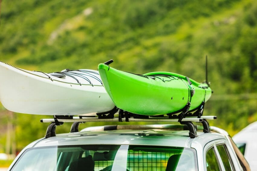 Best Roof Rack To Fit Your Canoe