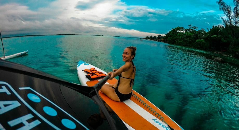 Expert Tips for Paddle Boarding With Kids