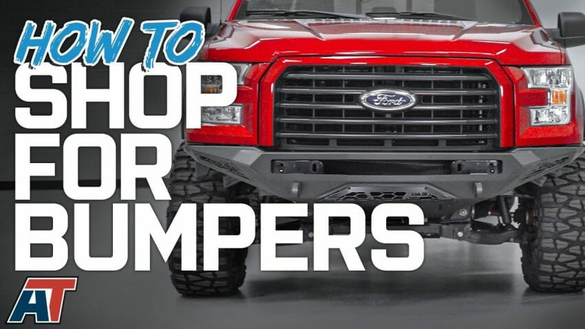 How to Choose a Bumper | New Video How to Choose a Bumper Automotive News