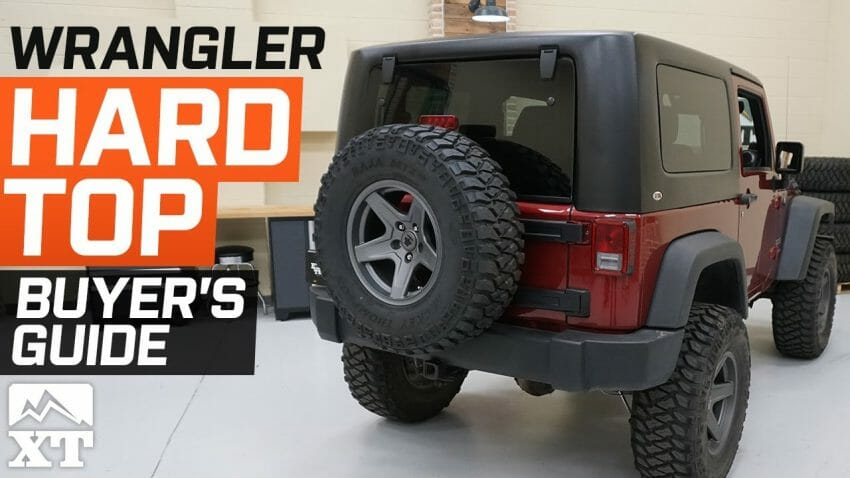 Jeep Hard Top Shopping | New Video Jeep Hard Top Automotive News