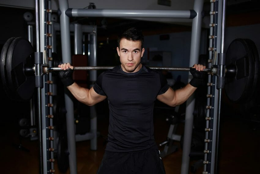 Smith Machine Squat: Variations, How-To, Variations, Alternatives exercise Active Outdoors
