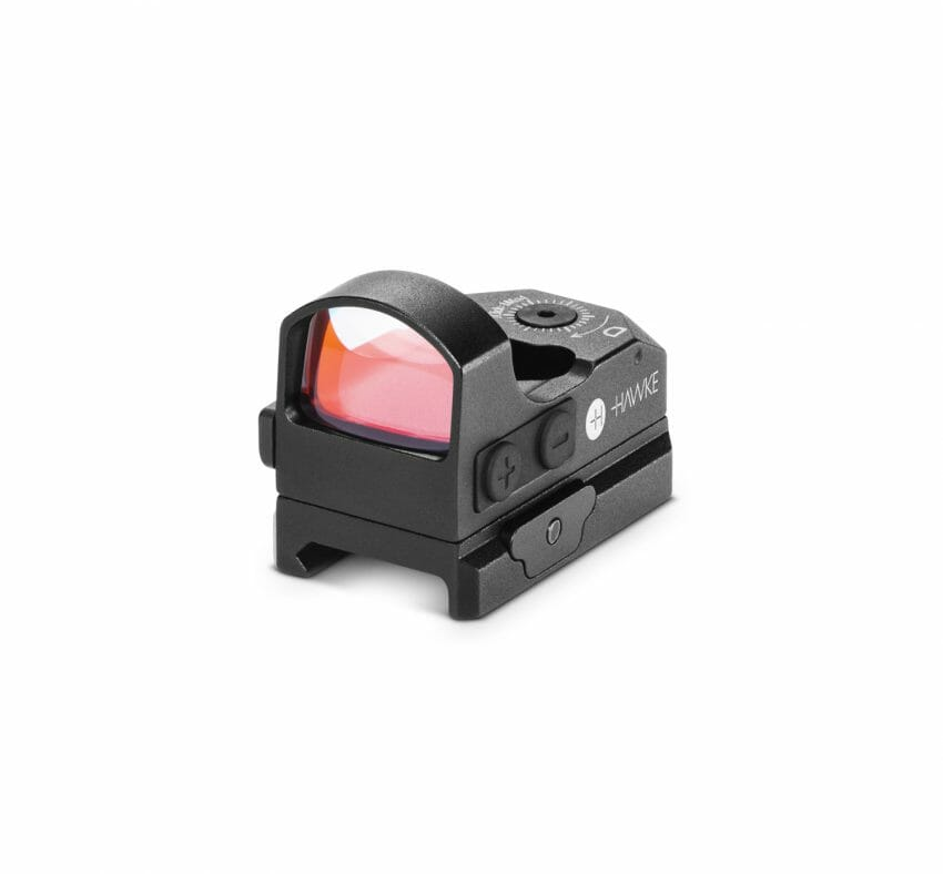 Hawke Optics Releases New Red Dot and Reflex Sights Hunting, scopes, shooting sports Firearms News