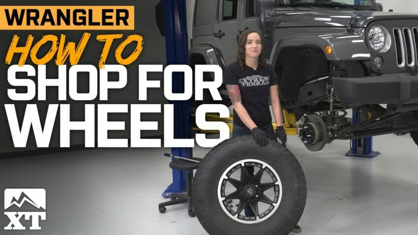 #Jeep Wheels Shopping Guide | New Video Jeep Wheels Automotive News
