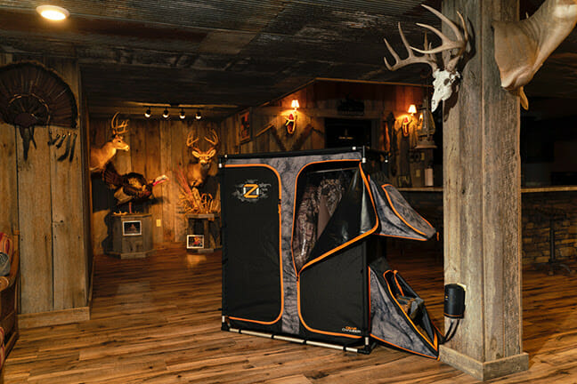 Super Scent-Control deer hunting, Hunting Hunting News
