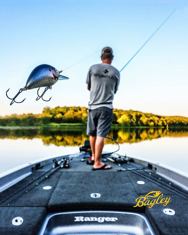 Crankin' Your Way to Late Autumn and Winter Bass fishing, fishing lures Fishing & Boating News