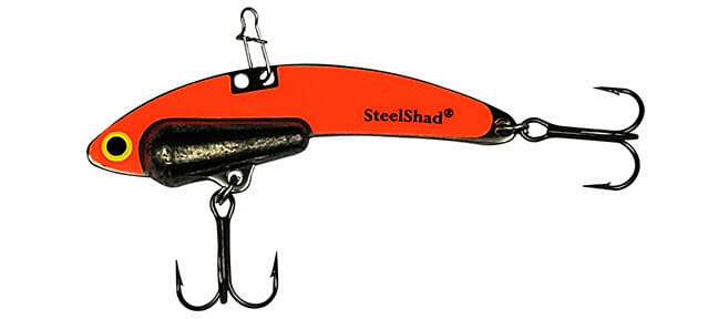 Gear Up With 5 Hot New Glow Colors of SteelShad fishing, fishing lures Fishing & Boating News