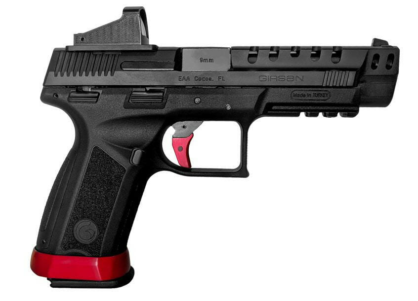 New MC9 Pistol with FAR-DOT Optics pistols Firearms News