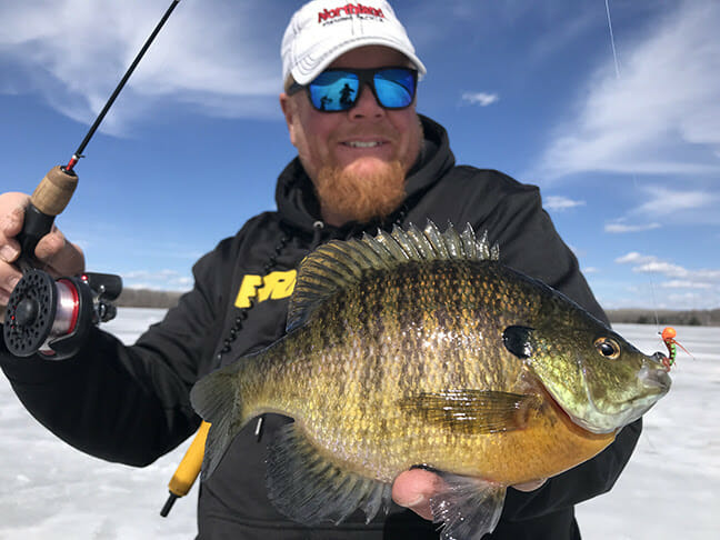 Top Ice Baits for Winter Panfish fishing lures, ice fishing Fishing & Boating News