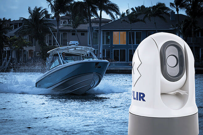 Give the Gift of Increased Safety on the Water boating, boating electronics Fishing & Boating News