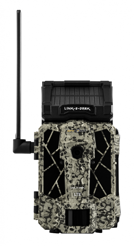 SPYPOINT UNVEILS THE LEAST DISRUPTIVE TRAIL CAMERA EVER LINK-S-DARK Hunting News