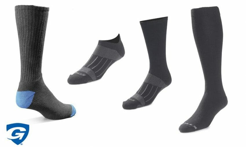 Four New Performance Socks outdoor apparel, outer wear Outdoors News