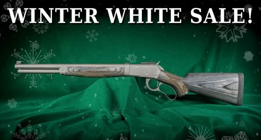 Big Horn Armory's White Sale is Here guns, Hunting Firearms News