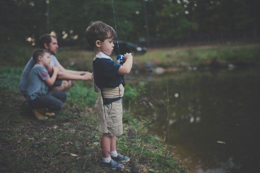 WHY PEOPLE LIKE FISHING fishing Fishing