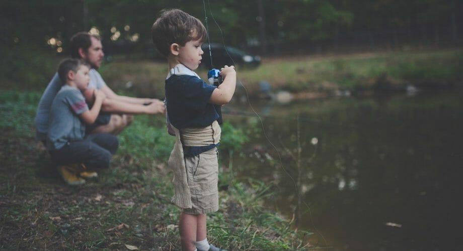 WHY PEOPLE LIKE FISHING