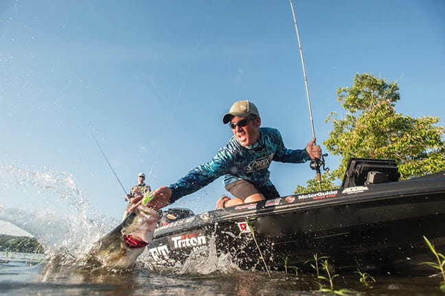Angling Legends: It Takes One to Know One fishing, fishing rods Fishing & Boating News