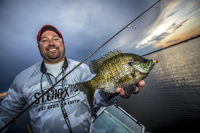Industry Vet Joel Nelson Delivers Depth fishing Fishing & Boating News
