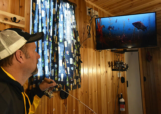 Tune in to the Aqua-Vu® Channel! fishing, underwater cameras Fishing & Boating News