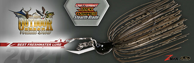 Z-Man® 'JackHammer 2.0' Cultivating a Winning Culture fishing, fishing lures Fishing & Boating News