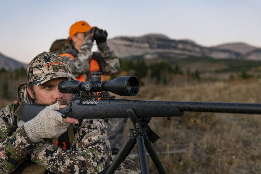 Hawke Optics Expands First Focal Plane Scope Family scopes Firearms News