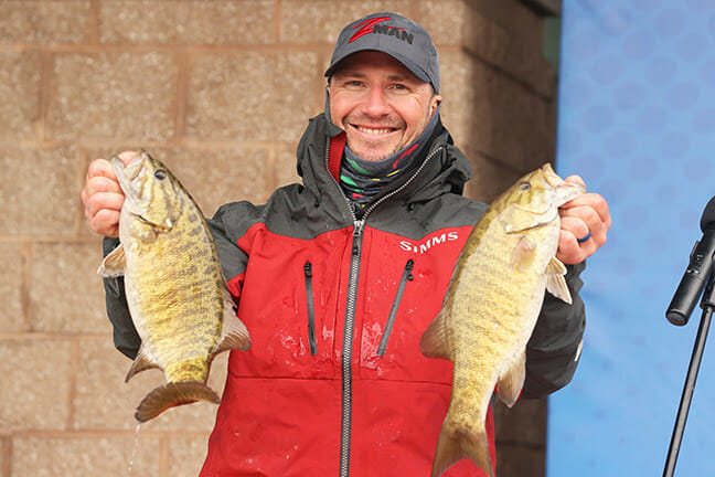 ElaZtech® Baits Elevate Gussy to First Bassmaster Elite Series Win fishing, fishing lures Fishing & Boating News