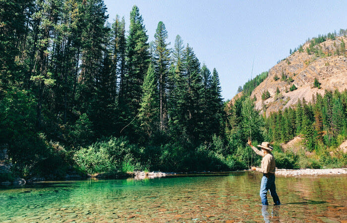 Experience Montana's Best Fly-Fishing at Spotted Bear Ranch fishing Fishing & Boating News