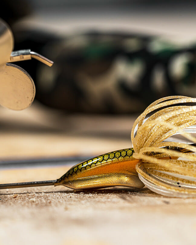 The Ultimate Design in Buzzbaits is Here fishing, fishing lures Fishing & Boating News