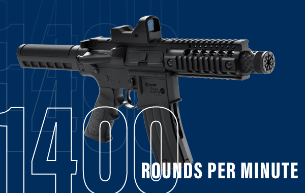 There's a new kid on the block! airsoft gun Firearms News