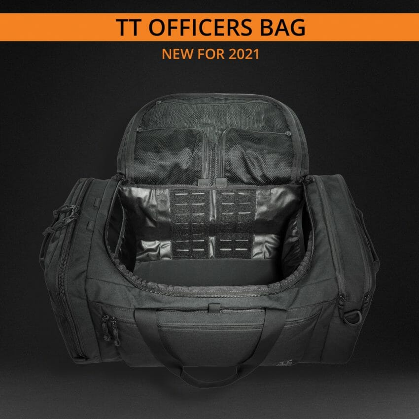 Grab the TT Officers Bag duffle bags Outdoors News