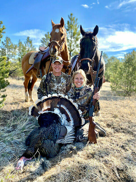 Outdoor Edge Renews Partnership With Fred and Michele Eichler Hunting, knives Hunting News