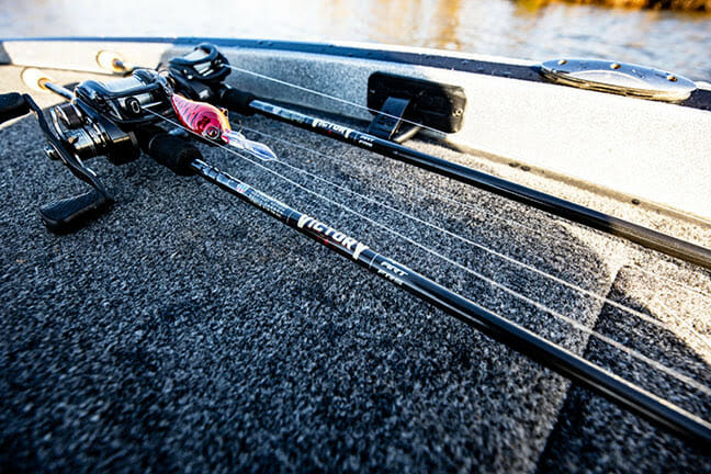 All-new American-Crafted St. Croix Victory Series Rods Available fishing, fishing rods Fishing & Boating News