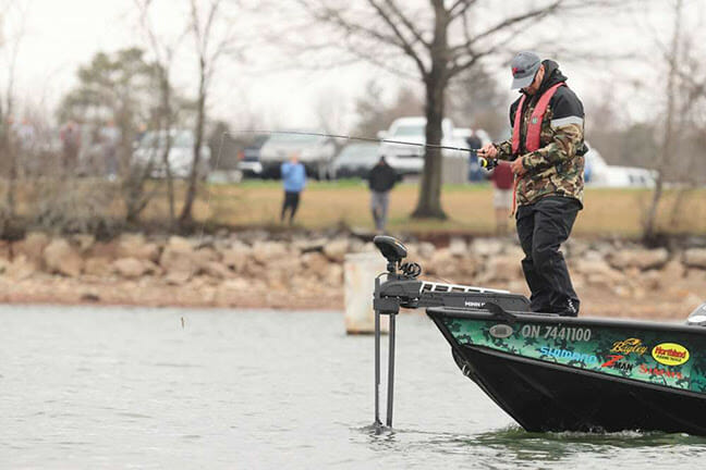 "Northland and Bagley Pro, Jeff ""Gussy"" Gustafson, Sweeps Bassmaster Elite fishing Fishing & Boating News"