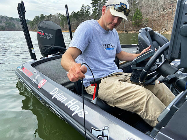 Popularity Grows Amongst Bass Anglers bass fishing, fishing, underwater cameras Fishing & Boating News