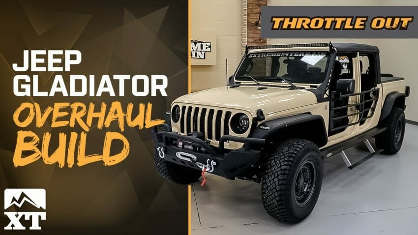 """#Jeep Gladiator Overhaul 