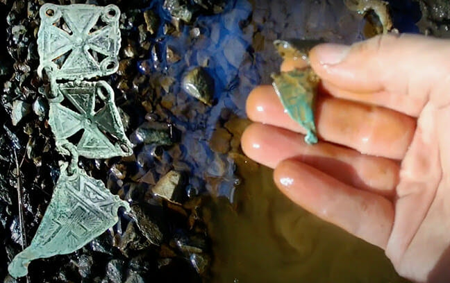 Lost and Found Ring Leads to Discovery of Centuries-Old Artifacts treasure hunting Outdoors News