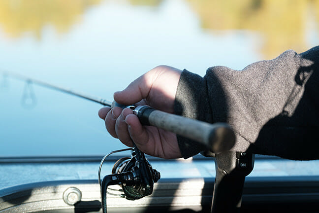 Nothing Says Spring Has Sprung More Than the Season's First Crappie Frenzy fishing, fishing lures Fishing & Boating News