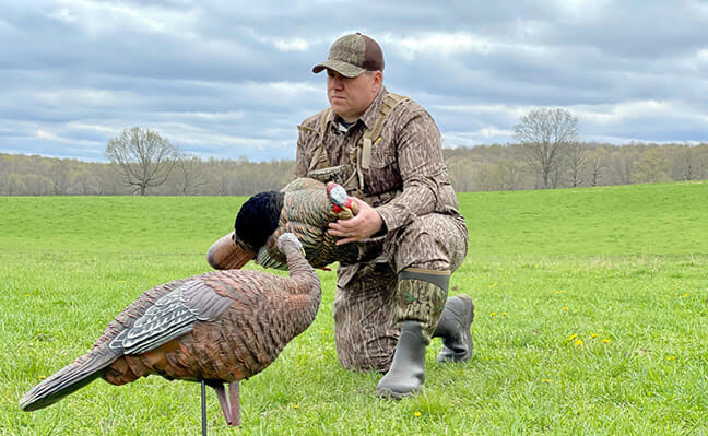 Turkey Hunting: Success Happens Inside the Bubble Hunting, hunting tips, turkey season Hunting News